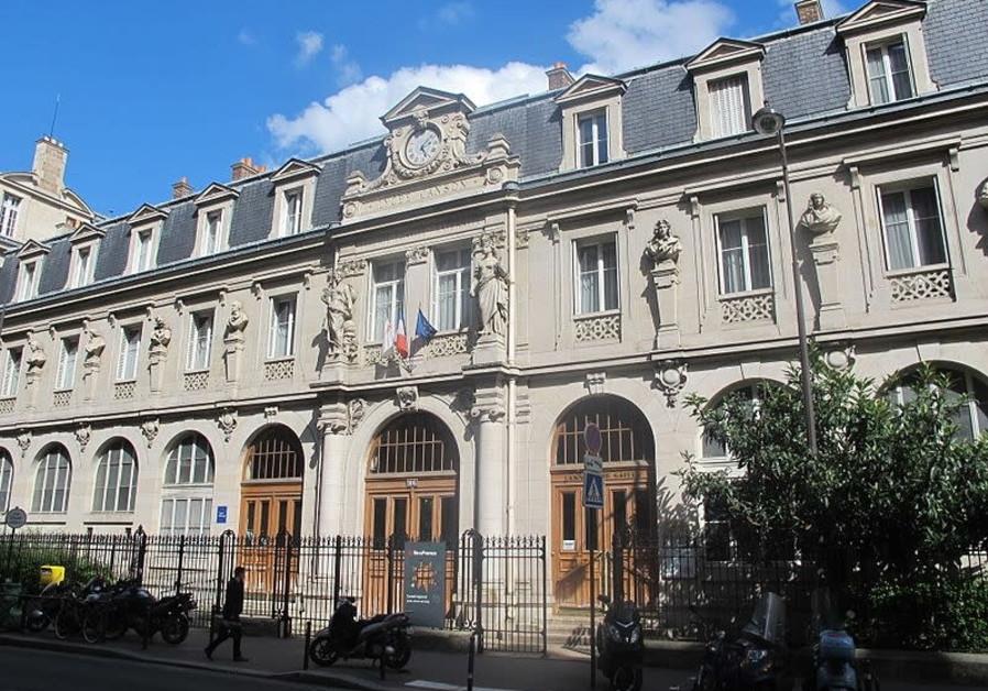 Lycee Janson de Sailly in Paris