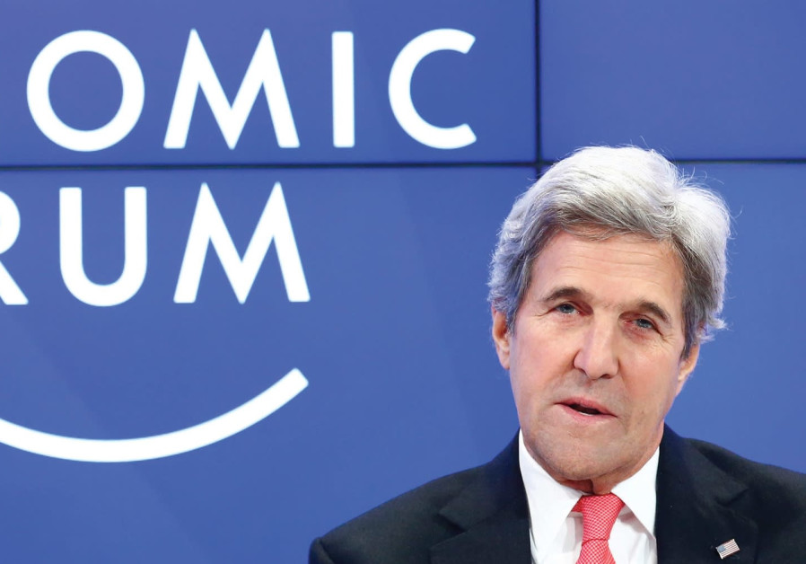 John Kerry still casts a giant shadow