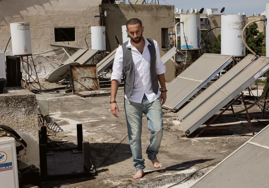 Palestinian Israeli rapper Tamer Nafar.