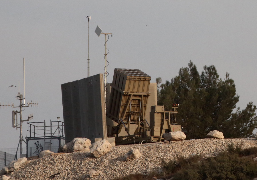 IDF says Iron Dome launch in response to gunfire not a malfunction