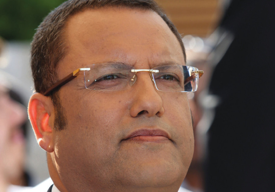 The Haredi leadership is still officially obliged to Moshe Lion... but only if Mayor Nir Barkat does