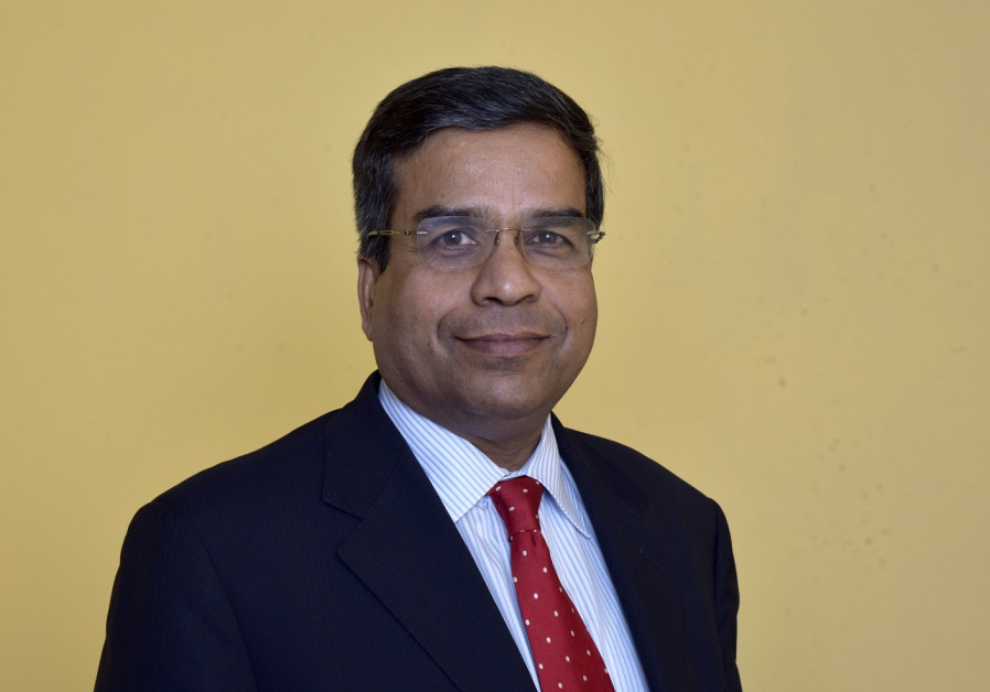India's L&T Technology Services CEO Keshab Panda touted Israel's entrepreneurship as his company an