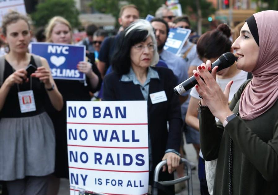 Bigotry's leader: Linda Sarsour to speak at antisemitism discussion