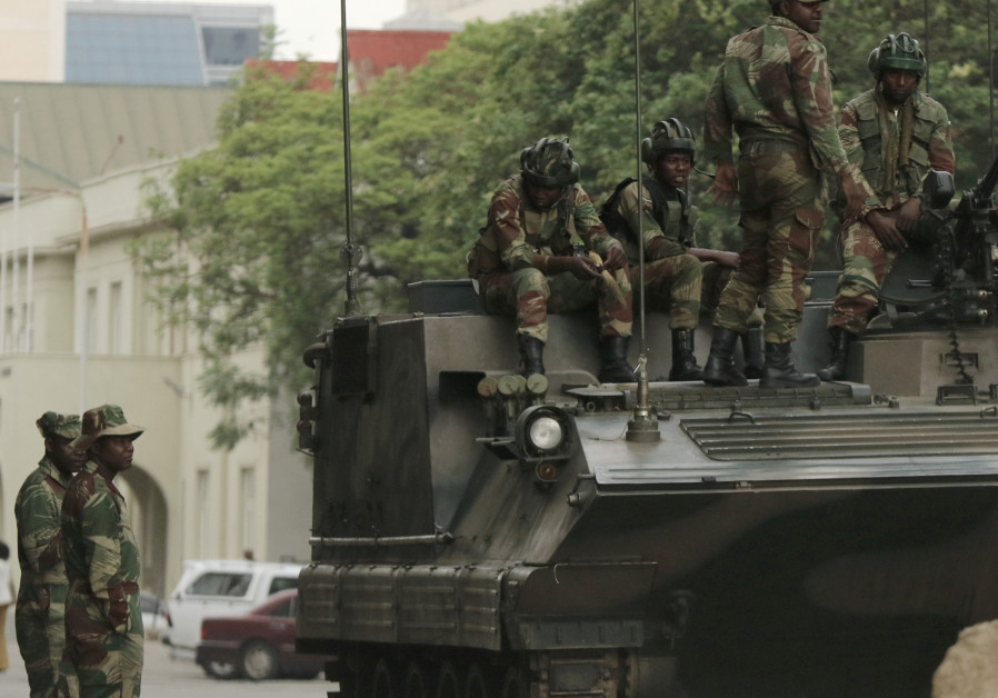 Zimbabwean Jews 'cautiously optimistic' following peaceful military takeover