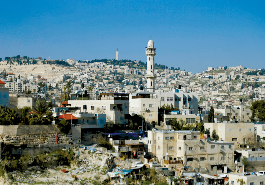Poll: 97% of east J'lem residents oppose Israeli control over entire city
