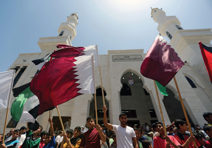 No Holds Barred: The mysterious motivation of Jewish leaders who visit Hamas's funders in Qatar