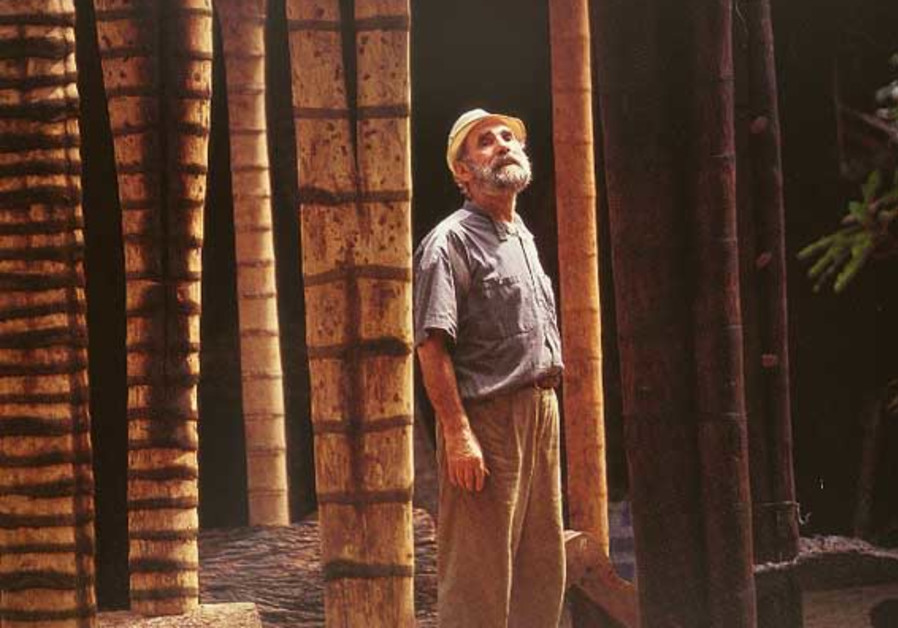 Frans Krajcberg, Jewish sculptor and lover of Brazil's nature, dies at 96