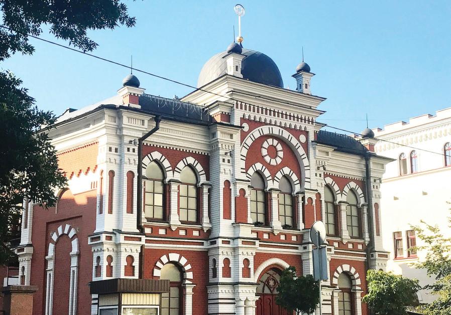 The hurricane we're ignoring: Ukrainian Jews in crisis