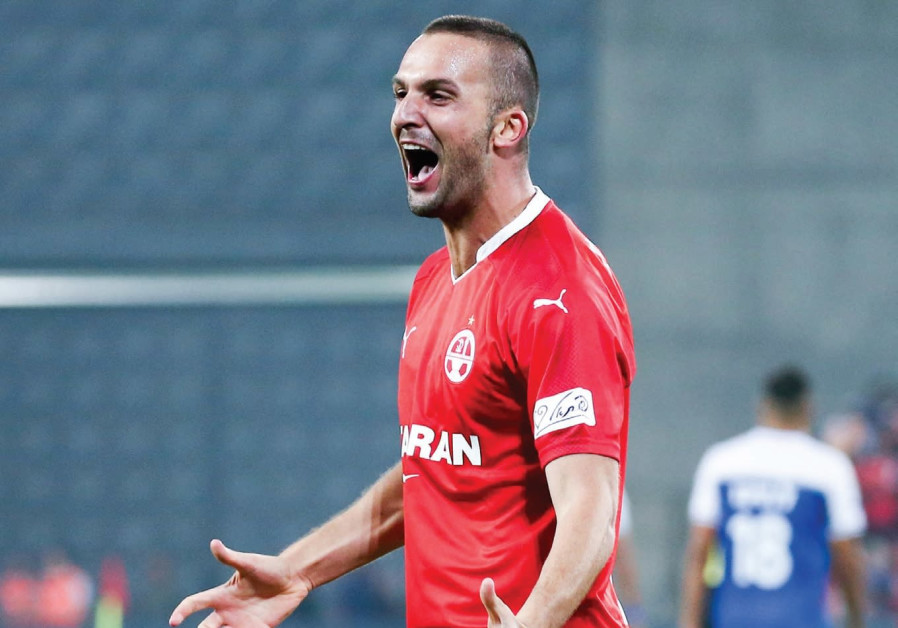 Beersheba tied with Hapoel Haifa in 1st place