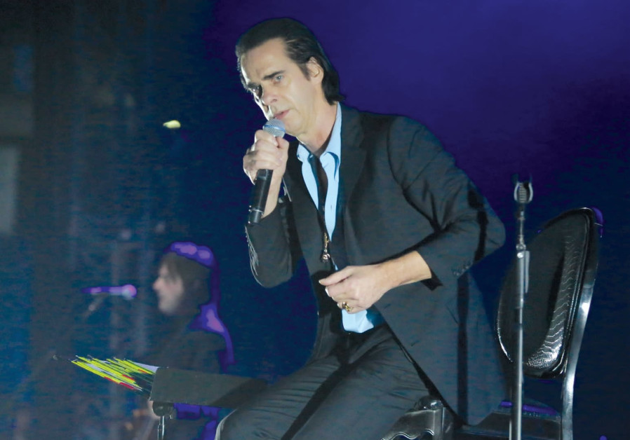 Nick Cave and his band kick off Tel Aviv concert series