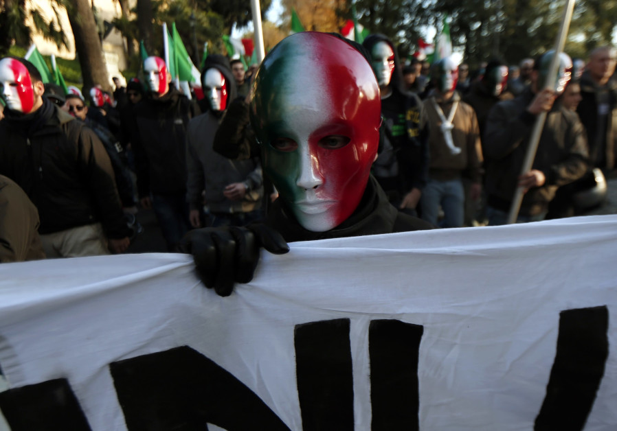 Italy's far-right makes inroads locally as nation frets about fascism