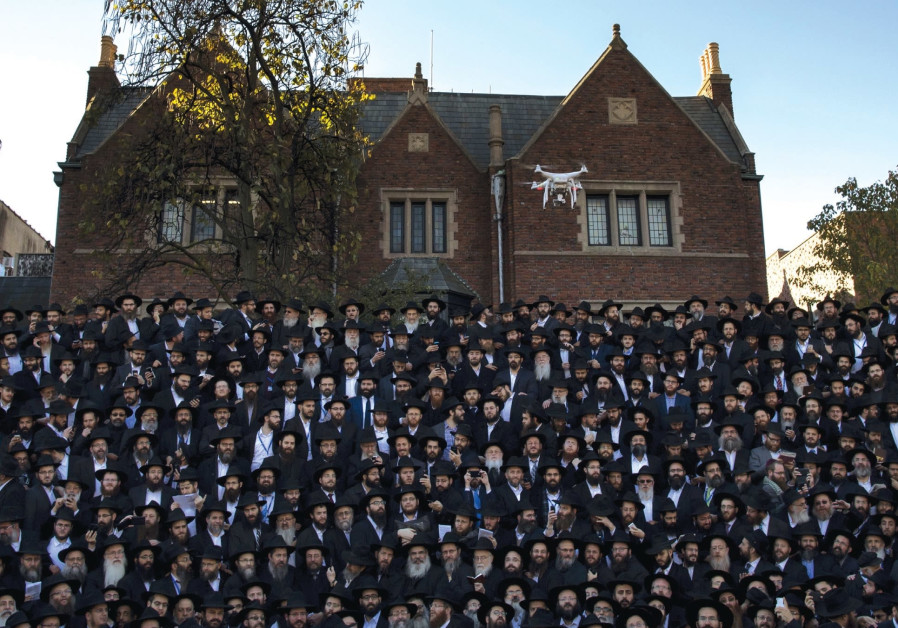 NO HOLDS BARRED: How Chabad electrifies the world
