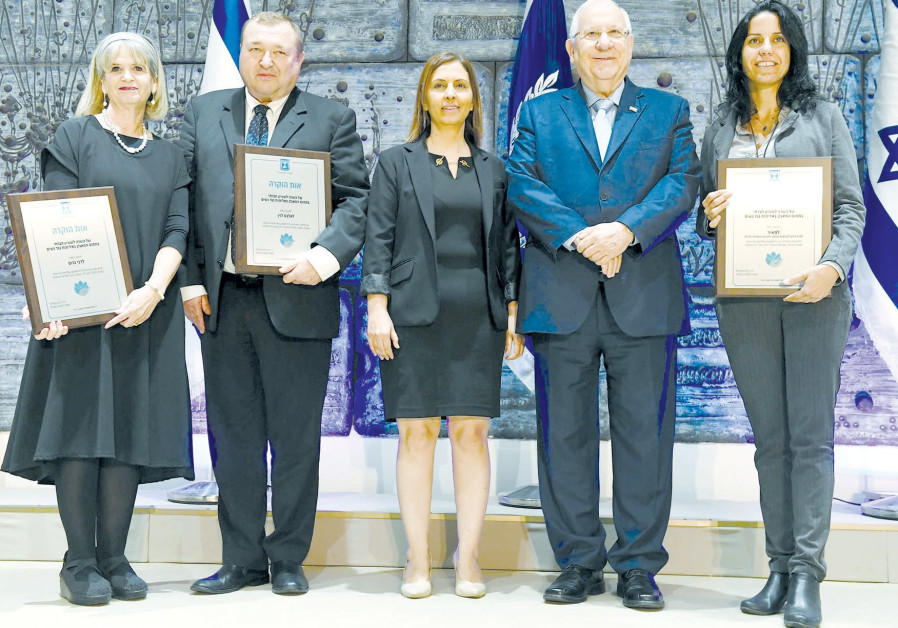 Gamliel launches NIS 10 million program to fight violence against women