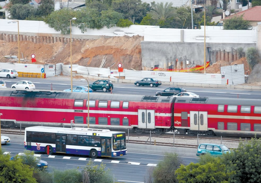 TRAIN LINE maintenance taking place on Shabbat led to tense disputes in the Knesset this week.