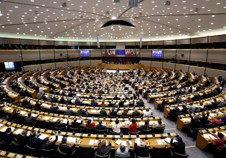 EU parliament politicians call for a full ban of Hezbollah