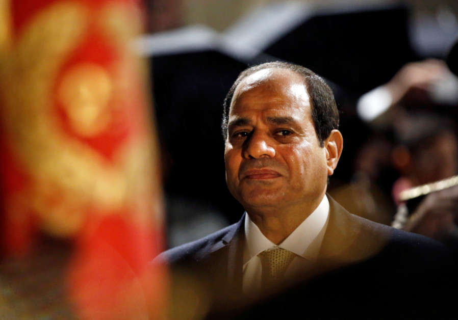 Sisi defends death penalty at summit with Europe