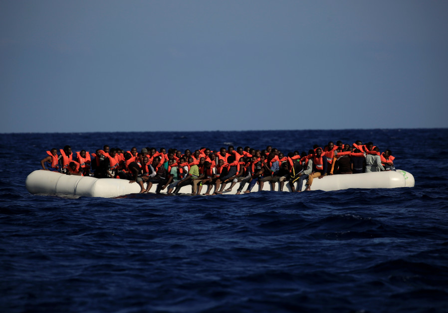 Mediterranean 'by far world's deadliest border' for migrants
