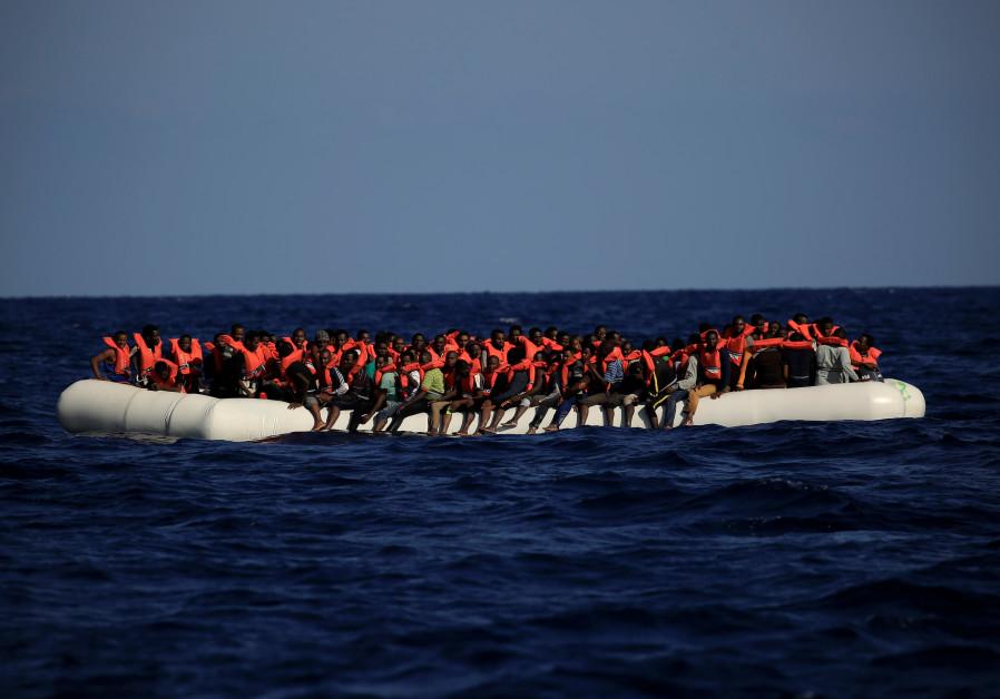 Mediterranean 'by far world's deadliest border' for migrants