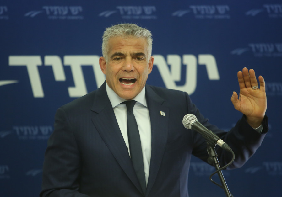 Lapid: Netanyahu's 'huge failure' on handling Iran is why he must go