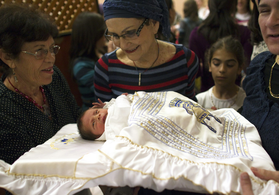Should Jewishness be determined by a genetic test?