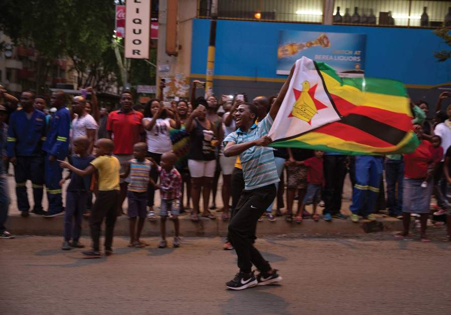 Defying the odds – Zimbabwe and the Balancing Rocks