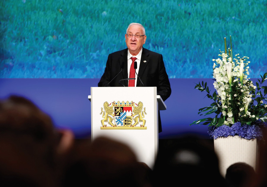 How President Rivlin could revive the Israeli presidential conferences