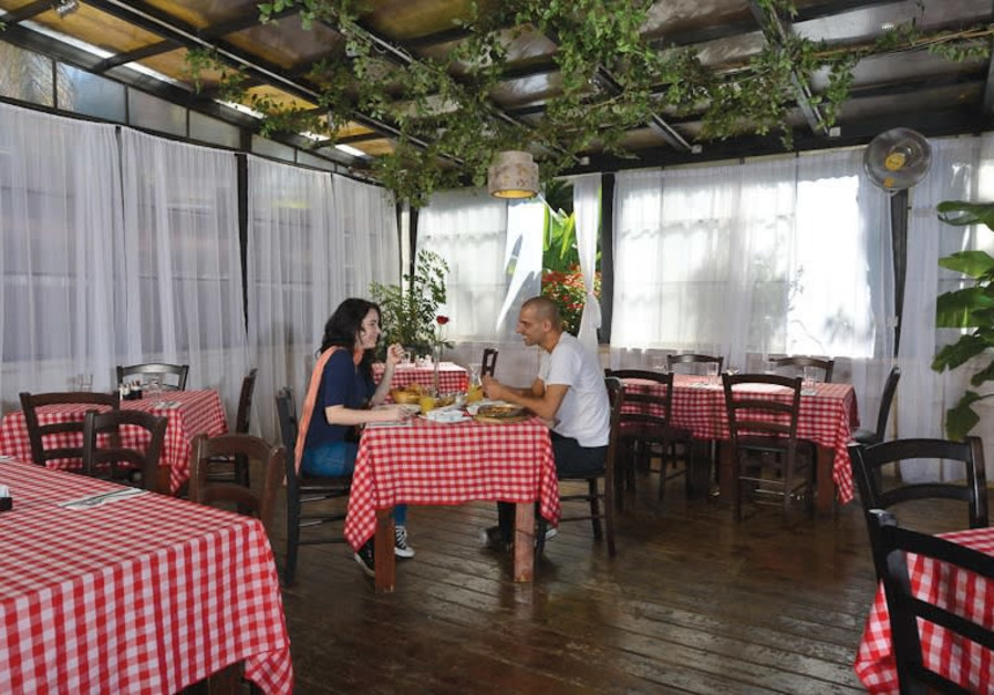 BREAKFAST AT The Little House in Baka – the 'Little House' chain is an affordable option to big hote
