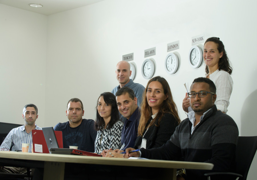 Ben Gurion University students aim to lead Israel into a future of innovation