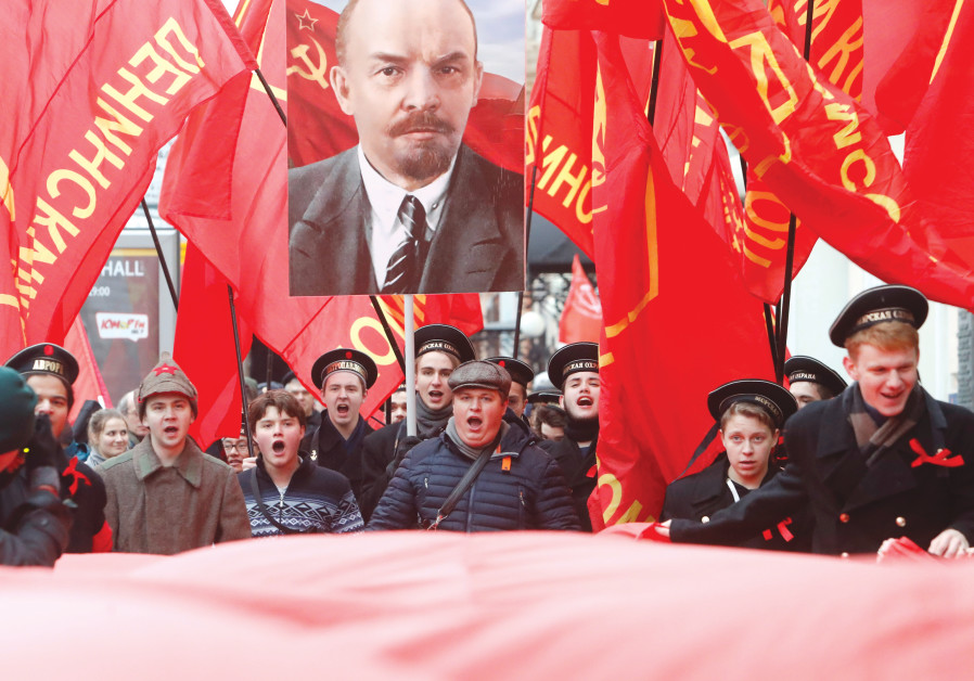 Révolution russe, une révolution juive?