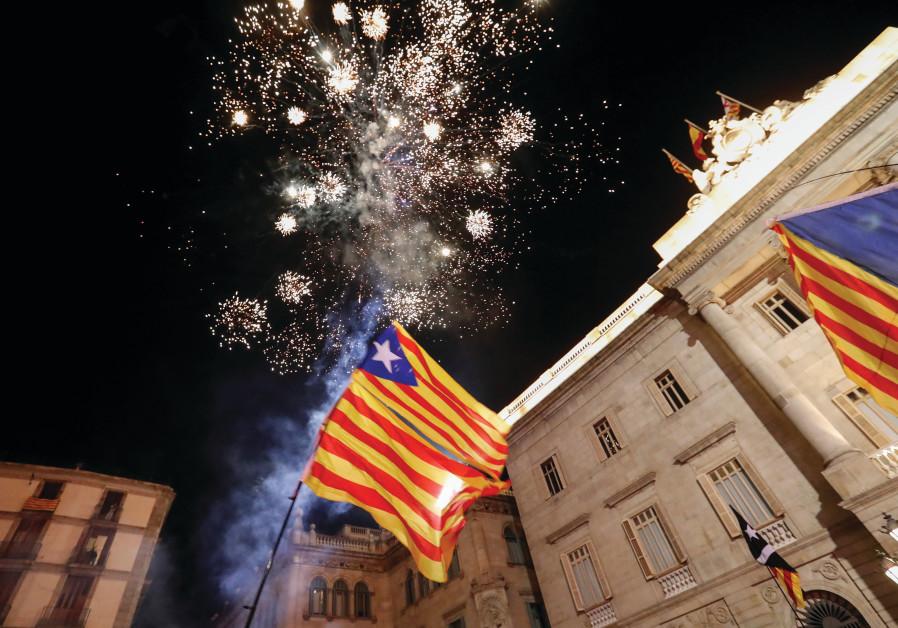 L'Espagne, déchirée entre Madrid et Barcelone