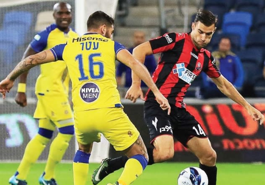 Maccabi Tel Aviv, Hapoel Haifa battle to draw