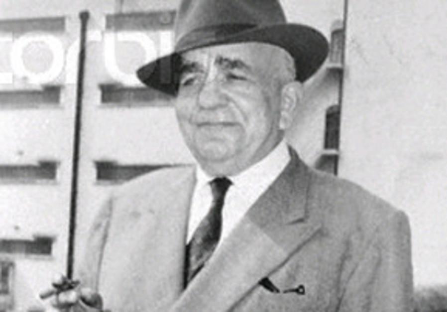 Morris 'Two-Gun' Cohen