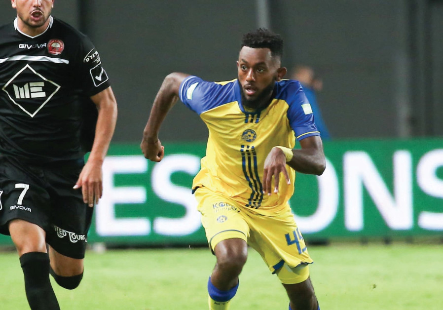 The breakthrough of midfielder Or Dasa has been one of the rare bright spots in Maccabi Tel Aviv