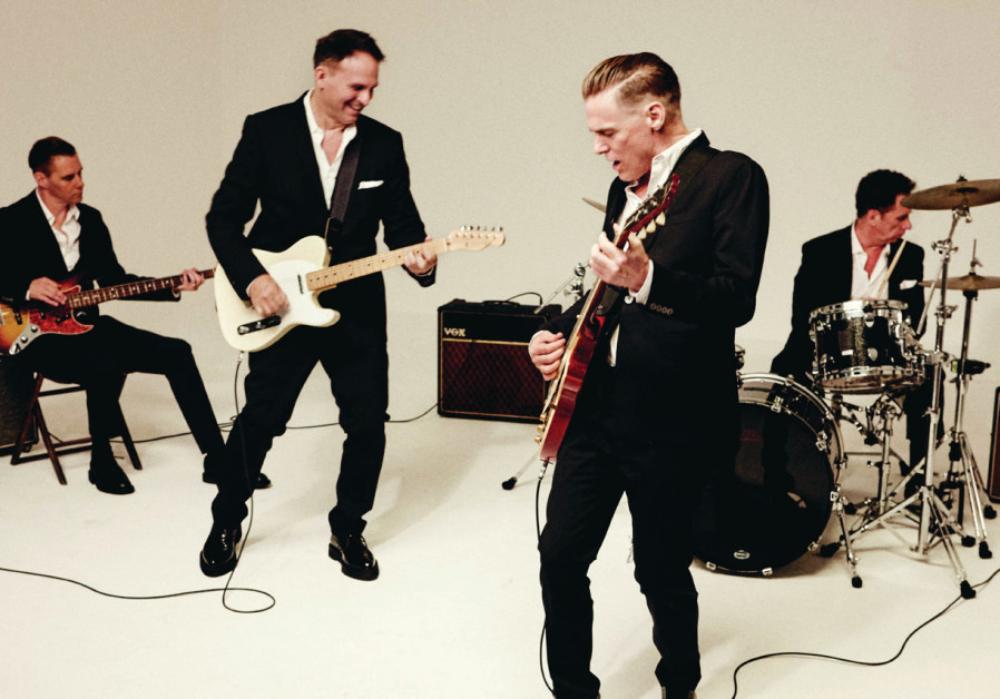 Rock singer Bryan Adams brings his Get Up Tour to Israel