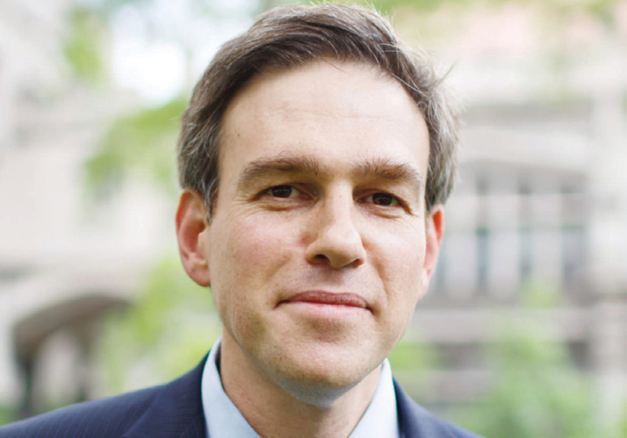 Bret Stephens, former editor-in-chief of The Jerusalem Post and winner of the 2013 Pulitzer Prize fo