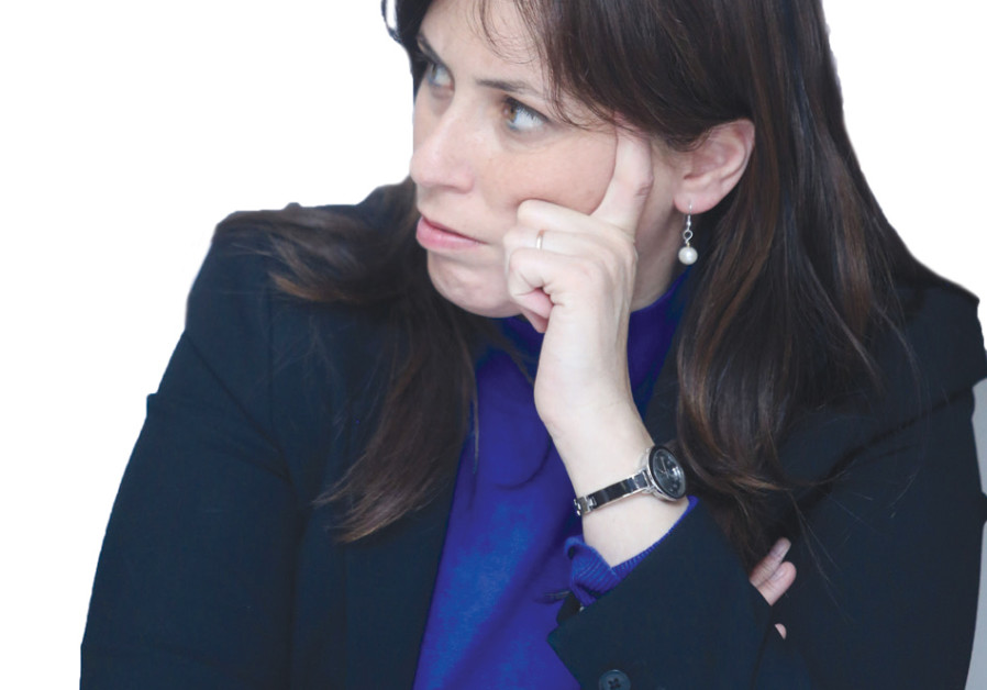 DEPUTY MINISTER of Foreign Affairs Tzipi Hotovely