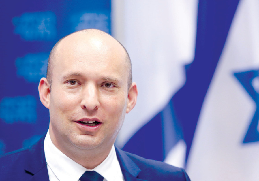 NAFTALI BENNETT:  Iran must be forced  to choose between the nuclear path and a prosperous economy.