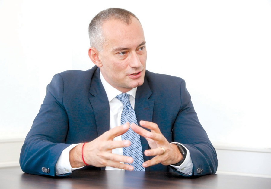 NICKOLAY MLADENOV: We are very far from [full] reconciliation between Fatah and Hamas
