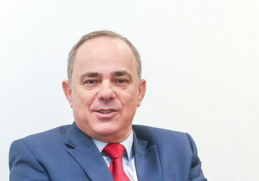 YUVAL STEINITZ: This is a revolution in Israel's electricity production and in the Israeli energy se