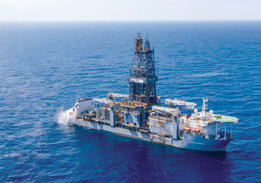 ISRAEL HAS become the sole state in the region with proven natural gas reserves whose magnitude sign