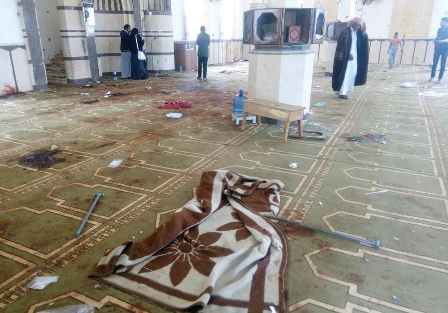 Ce que cache l'attentat de Bir Al-Abed