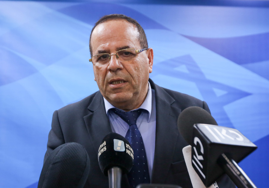 Communications Minister Ayoub Kara