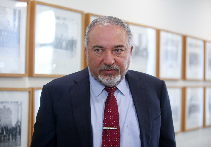 Middle Israel: Avigdor Liberman, Poor Man's Churchill