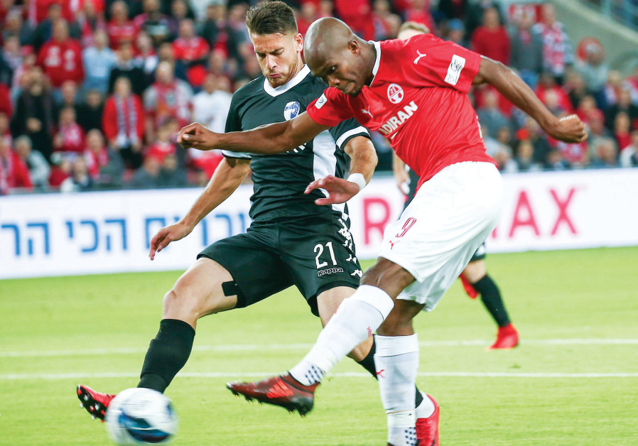 Beersheba back atop table with victory over K8