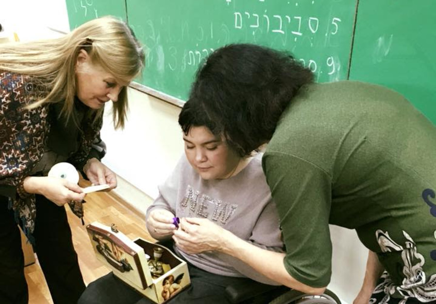 World Jewry marks International Day of Persons with Disabilities