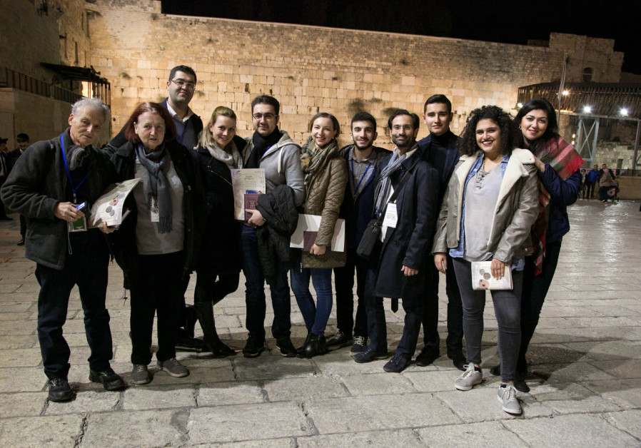 150 German-speaking Jewish leaders gather in Jerusalem