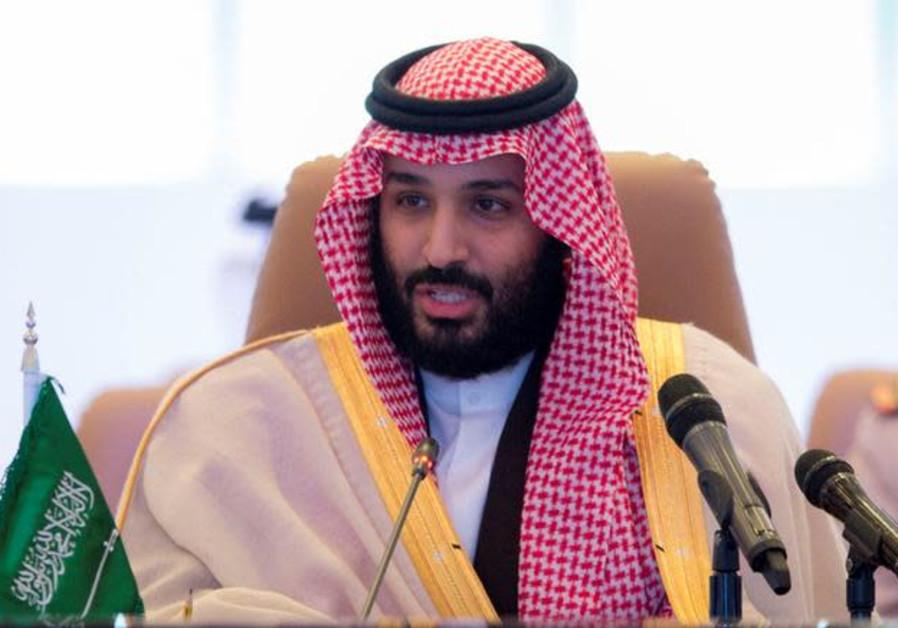 Prince héritier saoudien Mohammed bin Salman