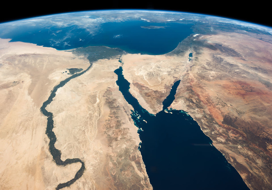 Continental bridge: Israel's gateway to Arab countries