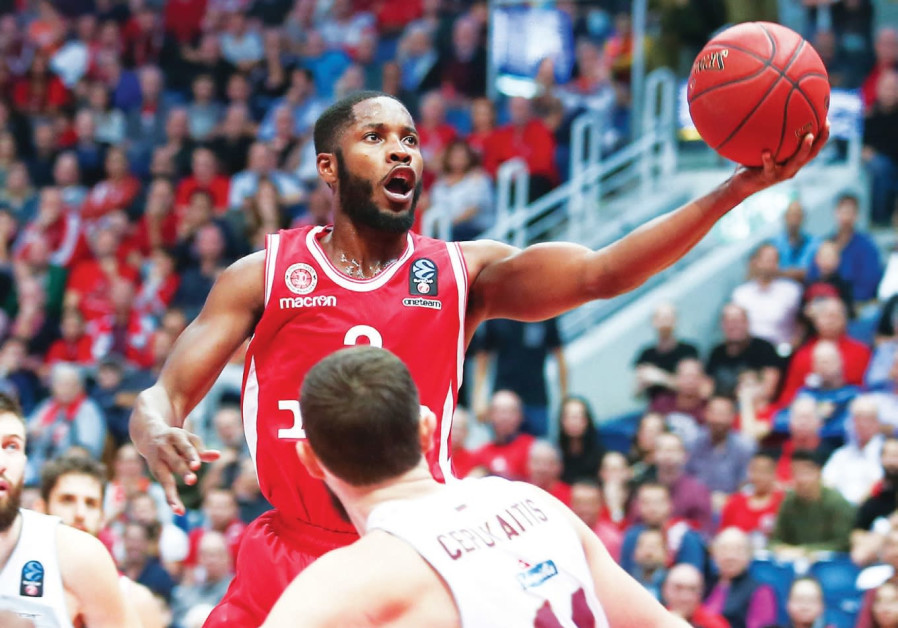 Hapoel Jerusalem needs guard Jerome Dyson to bounce back from his 1-of-14 field-goal display in the