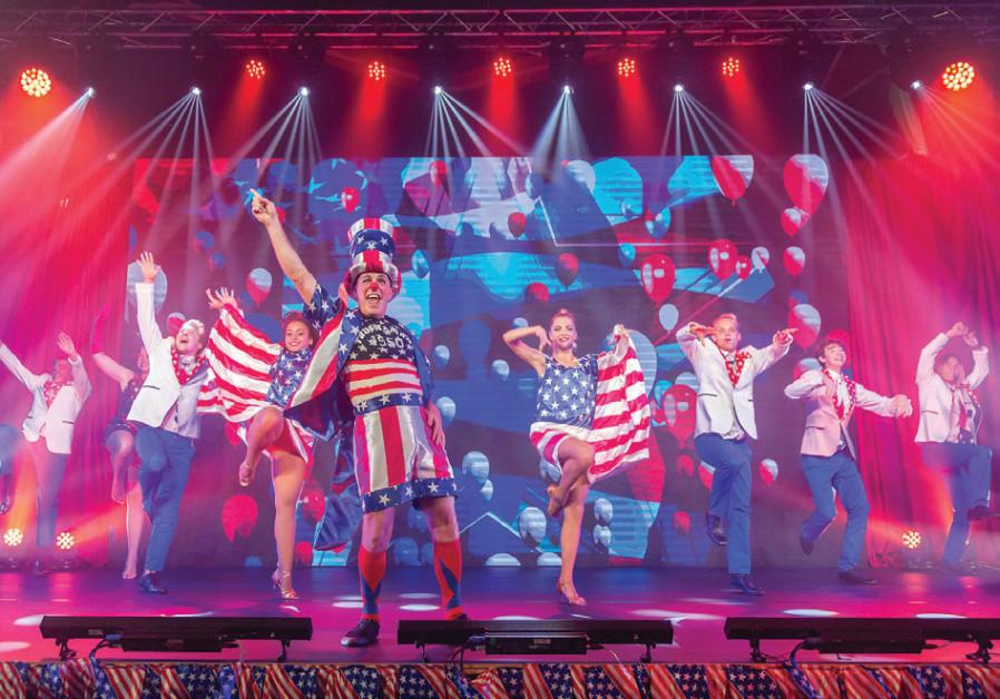 Tel Aviv's Florentine Circus presents The Great American Circus
